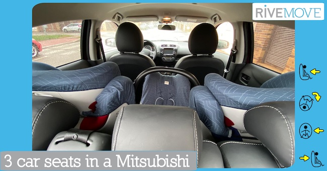 3_car_seats_mitsubitshi